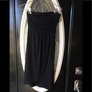 Jennifer Lopez Strapless Dress